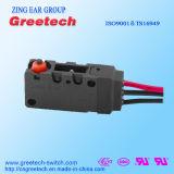 Impermeabilizar y sacar el polvo del interruptor micro de la prueba usado para los aparatos electrodomésticos (G5W11)