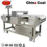 Equipo de la detección del metal del alimento congelado del transportador Gj-4 para la hebilla del papel de aluminio