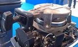 Moteur hors-bord 5HP Moteur de refroidissement d'eau à 2 frappes / Moteur marin