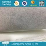 90 grados de agua caliente no tejidas Productos de Papel bordado