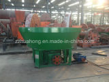 Ouro Grinding Mill Plant, 1500c Model Wet Pan Mill, Grinding Mill para Gold