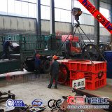 China-hohe Kapazitäts-Doppeltes zahnte Rollenzerkleinerungsmaschine für Bergbau