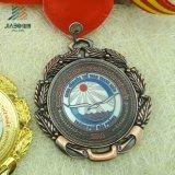 Medaglione Custom Designed del Vietnam di sport del metallo con l'autoadesivo