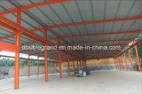 Structure en acier atelier/atelier Pre-Fabricated Structure en acier