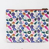 Fashion Canvas Cosmetic Bag女性の