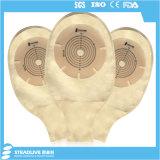 Heiß-Verkauf des Breathable Colostomy-Beutels für Ostomy Person, maximaler Schnitt: 70mm