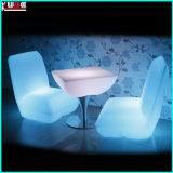 Tavolino da salotto di incandescenza della Tabella di banchetto di cerimonia nuziale del LED