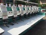 10의 헤드 판매를 위한 새로운 디자인 세륨 Tajima 질 모자 자수 기계