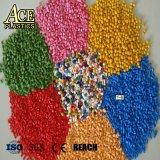 플라스틱 제품을%s 녹색 백색 또는 까만 또는 자주색 색깔 Masterbatch