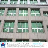 A cor matizada endurecida/moderou o vidro reflexivo para o vidro do edifício