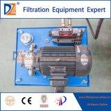 Prensa de filtro automática del acero inoxidable para la industria química fina