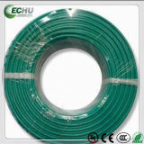 Провод изоляции PVC RoHS электрический медный