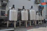 Calefacción de vapor del tanque de mezcla