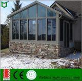 Sunroom en aluminium avec double vitrage -Pnocsr004