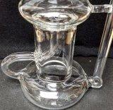 Популярная стеклянная куря труба водопровода для оптовой продажи
