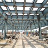 De lichte Bouw van de Fabriek van de Structuur van het Staal Geprefabriceerde met Mezzanine