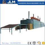 Rouleau-séchoir de placage de faisceau de contre-plaqué/chaîne de production placage de contre-plaqué
