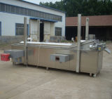 Machine fraîche complètement automatique de production de pommes chips d'état neuf