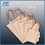 Saco de compra do algodão do saco de Tote do saco de compra do saco de mão