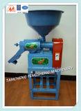 rizerie 6n40, moulin de granulations de maïs de maïs, moulin de décorticage de grain de café