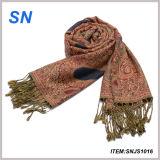 女性のためのLastestの方法冬のスカーフのショール