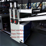O PVC pinta a placa livre da espuma o PVC da máquina que da extrusão espumou PVC da máquina da fabricação da placa que descasc a placa da espuma a linha de produção PVC espuma livre máquina da extrusão da folha