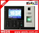 Access Control System를 가진 생물 측정 Time Attendance