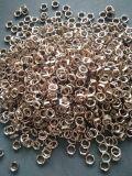 Nickel-Plated 또는 노란 금관 악기 색깔을%s 가진 로크 너트 여성 이음쇠 (Hz8048)