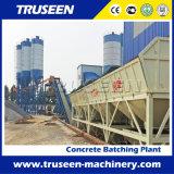Máquina de procesamiento por lotes por lotes concreta de la planta de la mezcla con exceso de agua 25-180m3/H
