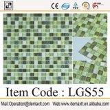 Glasmosaik-Muster-Fliese für Wand-Fliese