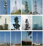موجة دقيقة إشارة إتصال فولاذ برج