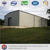 Sinoacme Pre-Enigneered helle Stahlkonstruktion-Werkstatt
