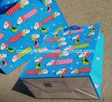 Personalizar sacos do presente do papel da compra da impressão