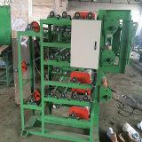 기계를 만드는 기관자전차 내부 관