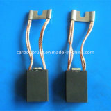Отрасли применения двигателя D374L графитовые щетки для продаж