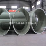 Production de tuyaux en fibre de verre pour l'utilisation du drainage de l'eau