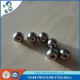 "Fabricado en China 1/8 bola sólida de acero inoxidable AISI304 G40-1000"""