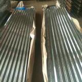 Placa de acero galvanizada sumergida caliente de Dx51d+Z 0.12-3.0