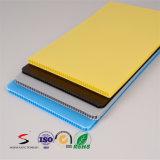 Strato ondulato di cartone corrugato dei pp pp