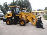 des Rad-1.6ton Fabrik Ladevorrichtungs-für den Export der Ladevorrichtungs-MP160