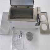 Un bagno d'acqua termostatico elettrotermico di tre usi della visualizzazione dell'affissione a cristalli liquidi del laboratorio