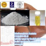 Methenoloneアセテートザ最も安全なアナボリックステロイドCAS:434-05-9