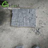 G654立方体の石か庭の屋外の敷石を舗装する自然な立方体の石の私道