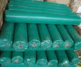 Bâche de protection de tente de PE de feuille de bâche de protection de PE dans le tissu de couverture de camion de roulis