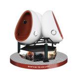 Тройная каюта 9D-Cinema Virtual Reality американских горках оборудование для домашнего кинотеатра