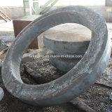Les retraits ont modifié les pièces métallurgiques de machine de la boucle ISO9001