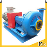 Pompe de sable horizontale centrifuge d'Interchageable de mission