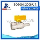 Valve en laiton de radiateur (YL502)