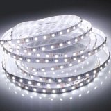 White naturel SMD 3528 DEL Strip 60 LEDs/M DEL Flexible Strip Tape 4000k - 4500k