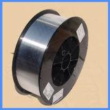 Aws E71t-1cの変化は溶接ワイヤの変化によって芯を取られた固体溶接ワイヤの芯を取った